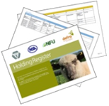 Sheep holding register & movement document